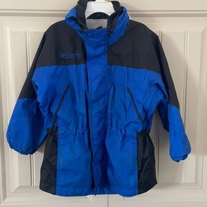 Columbia 4-5T Lined Jacket